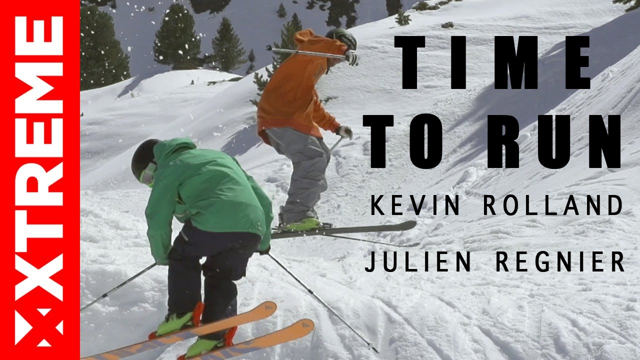 Time To Run – Kevin Rolland & Julien Regnier Ski Pursuit – TIME TRAILER