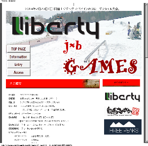 Liberty Jib GAMES!
