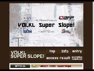 VOLKL SUPER SLOPE!